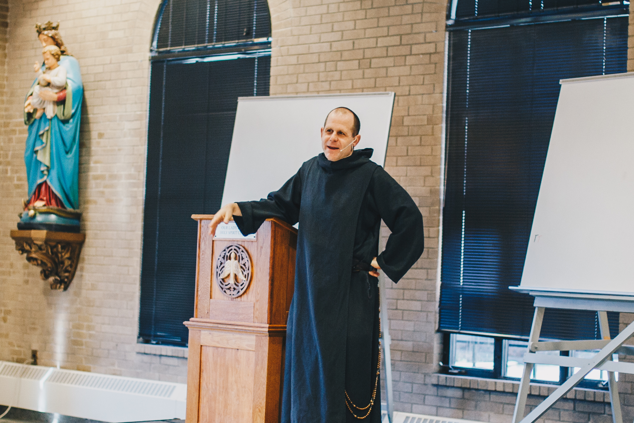 Dallas Prayer Breakfast with Father Nathan Cromly @ Saint Monica